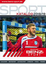Katalog Benz Sport auf über 400 Seiten